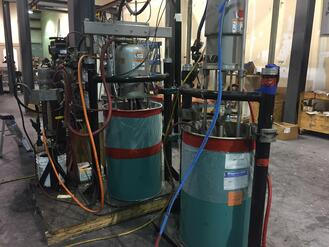 Pumps for silicone sealants
