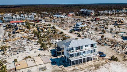 Nudura ICF Building after Hurricane