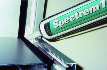 spectrem 1 applied in window